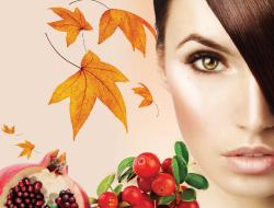 Pumpkin & Pomegranate Acai Wine Peel Facial